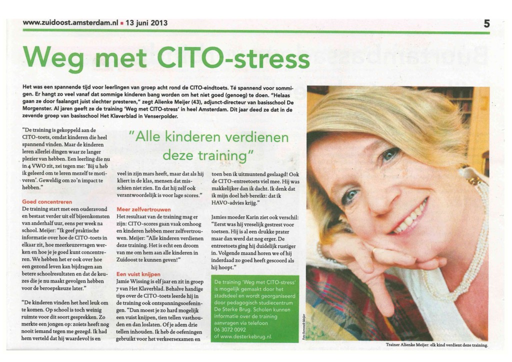 Amsterdam-Citotoets-Citotrainer-Echo